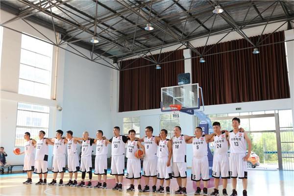 安缆篮球队赴远东总部参加篮球友谊赛